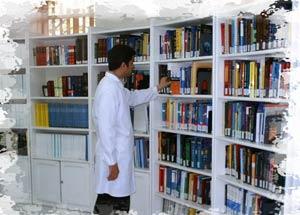مدیریت کتابخانه و کتابداری رشته علم اطلاعات و دانش شناسی
