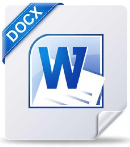 دانلود فایل ورد Word پروژه پردازش تصویر به وسیله هیستوگرام